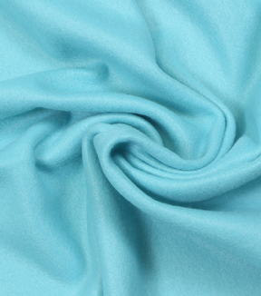 Blizzard Fleece Fabric -Solids, Marine Blue