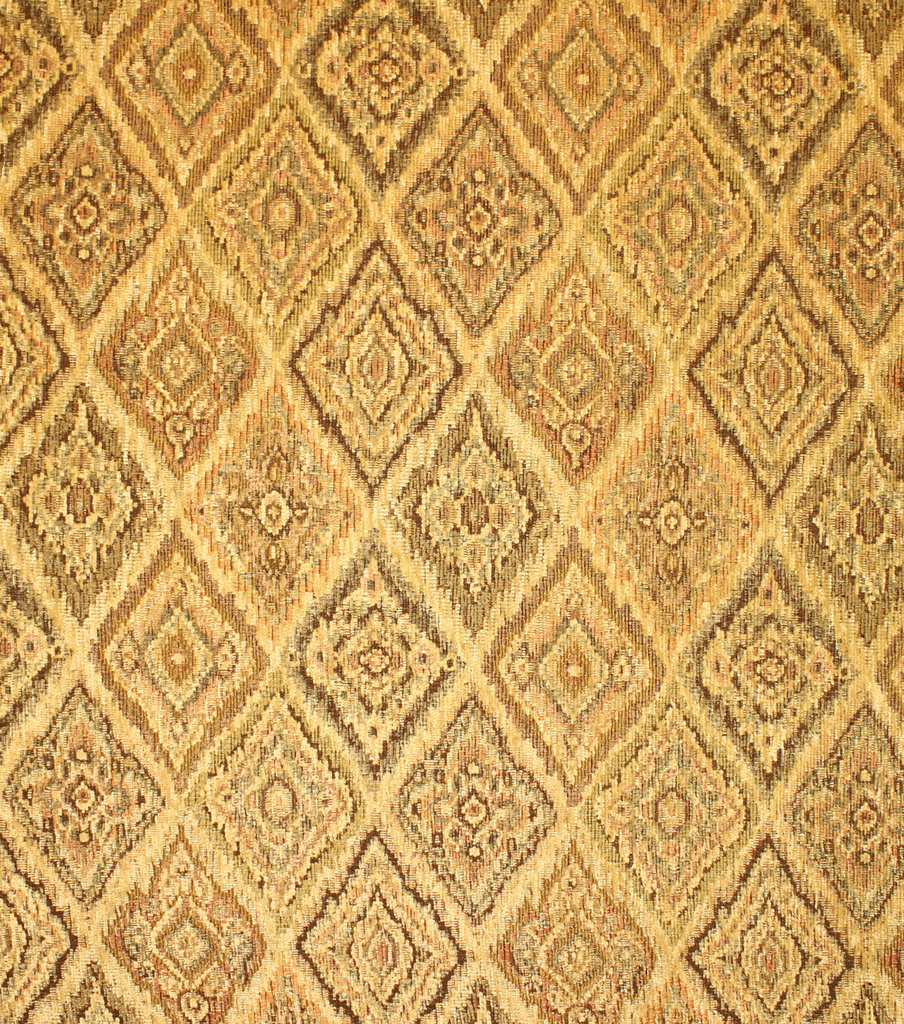 Home Decor 8\u0022x8\u0022 Fabric Swatch-Upholstery Fabric Barrow M8732-5103 Maize