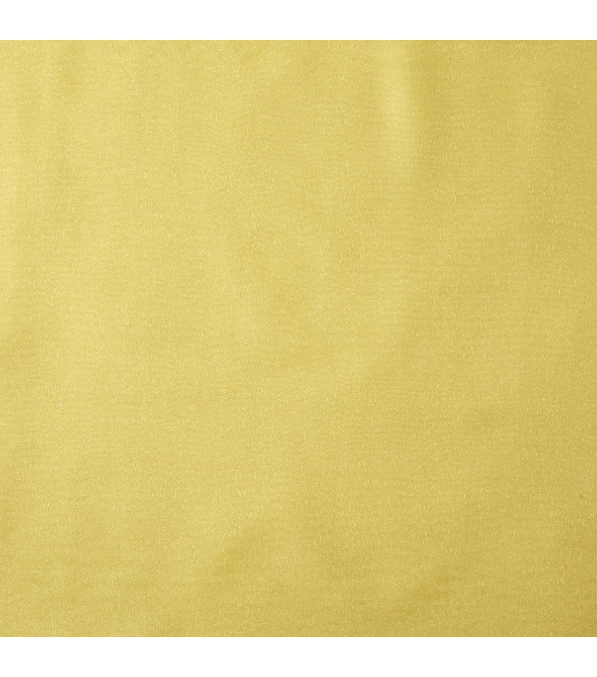 Casa Collection Solid Crepon Sheer Fabric, Yellow