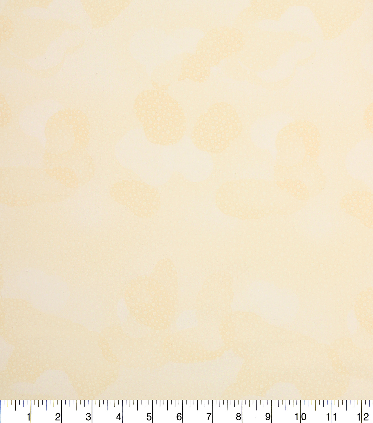 Keepsake Calico Cotton Fabric -Cream Dot Blender
