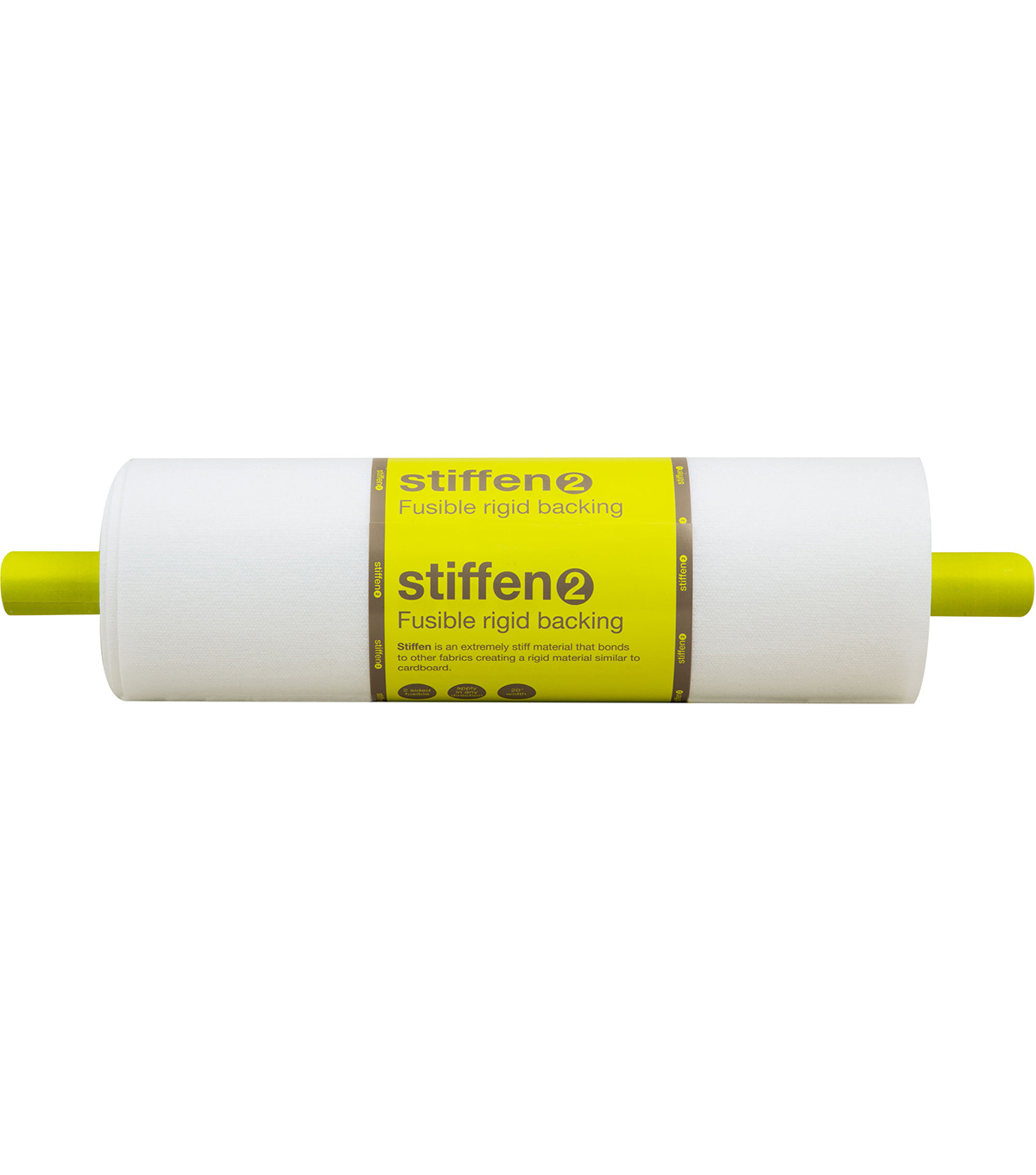 Stiffen 2-Sided Fusible Interfacing 20\u0022 x 10 Yards