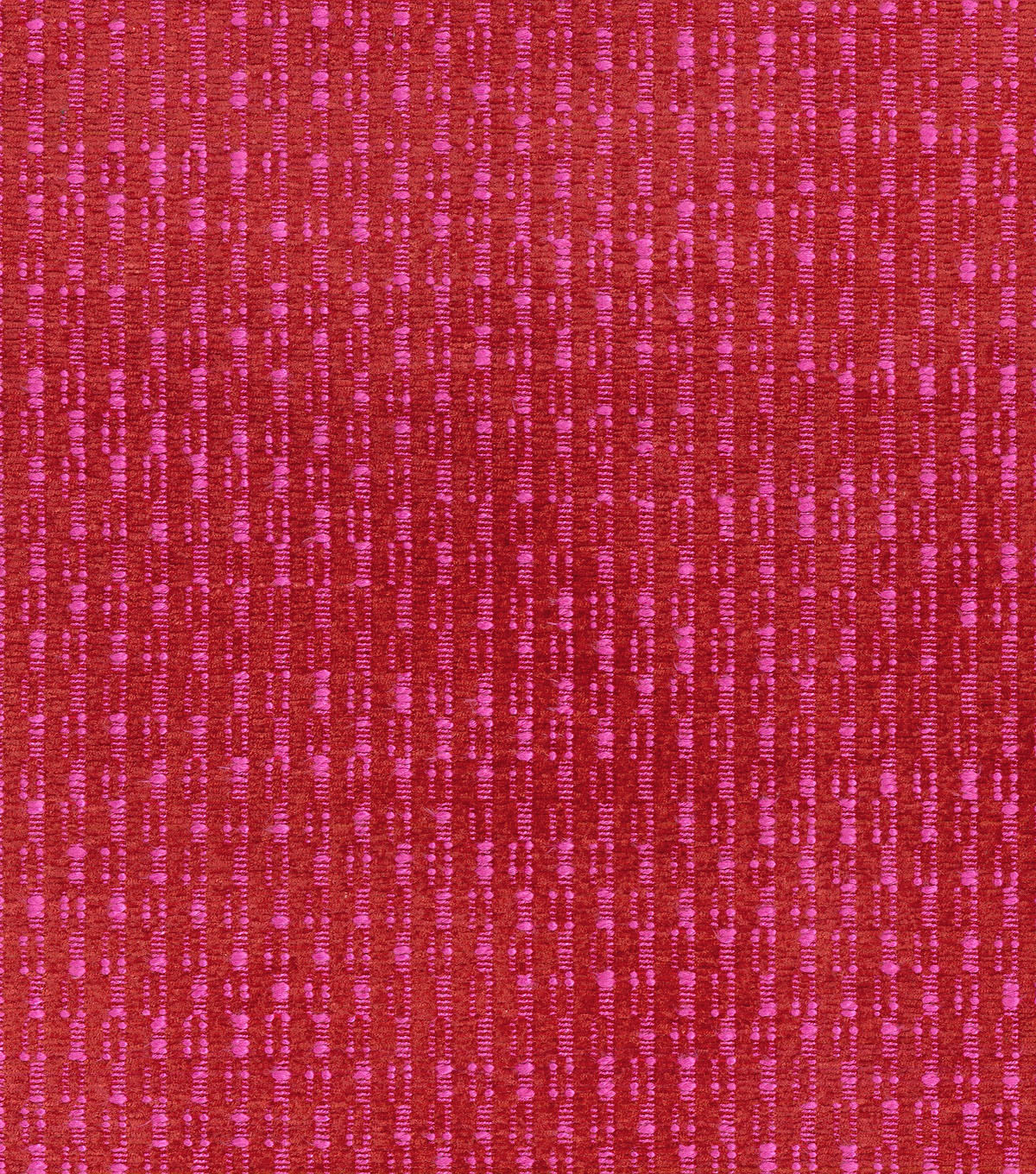 HGTV Home Multi-Purpose Decor Fabric-Token Texture/Raspberry