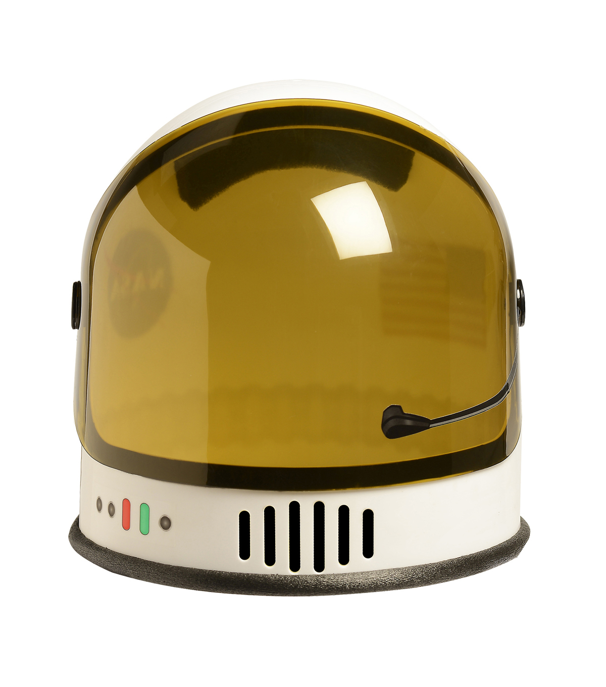 White NASA Astronaut Youth Helmet