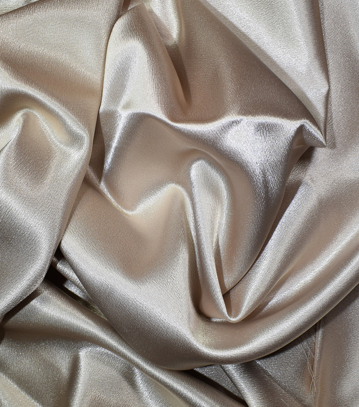 Casa Collection Solid Crepe Back Satin Fabric
