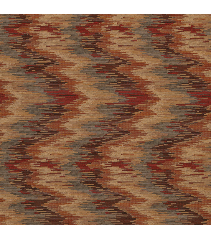 Crypton Upholstery Fabric 54\u0022-Aumont Way Deep Red