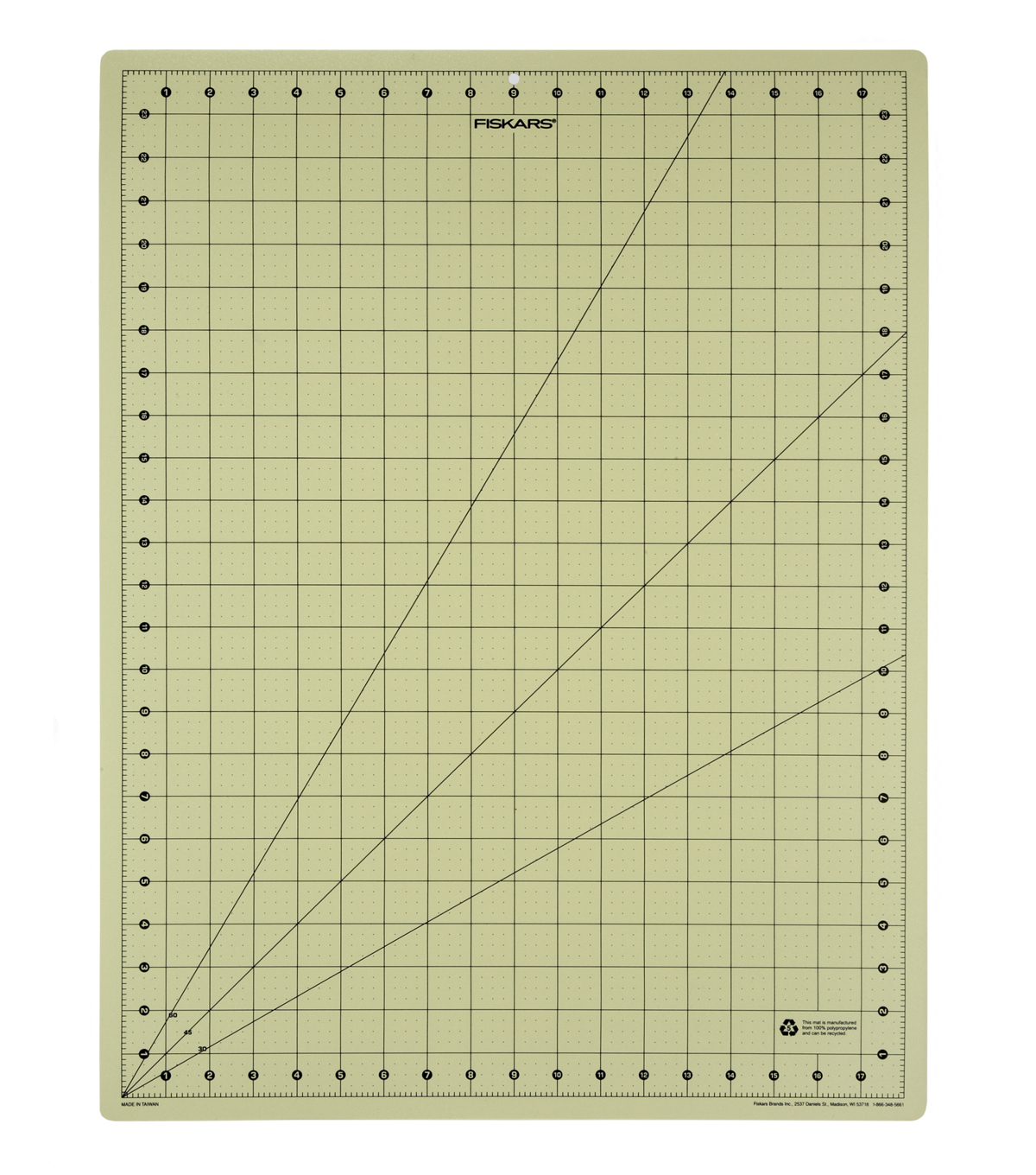 Fiskars 18\u0022 X 24\u0022 Self Healing Cutting Mat