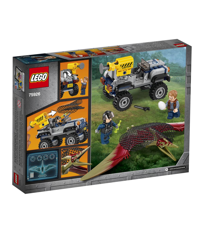 LEGO Jurassic World Pteranadon Chase75926Female TrackerMinifigure Only!