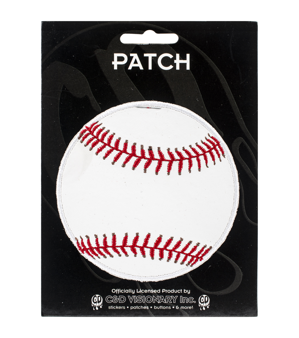 Patch-Baseball