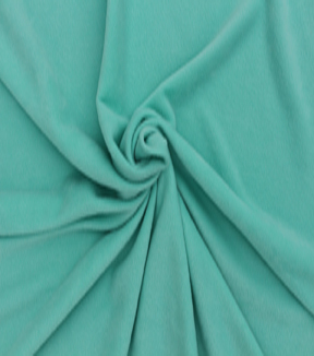 Anti-Pill Fleece Fabric -Solids, Ice Green