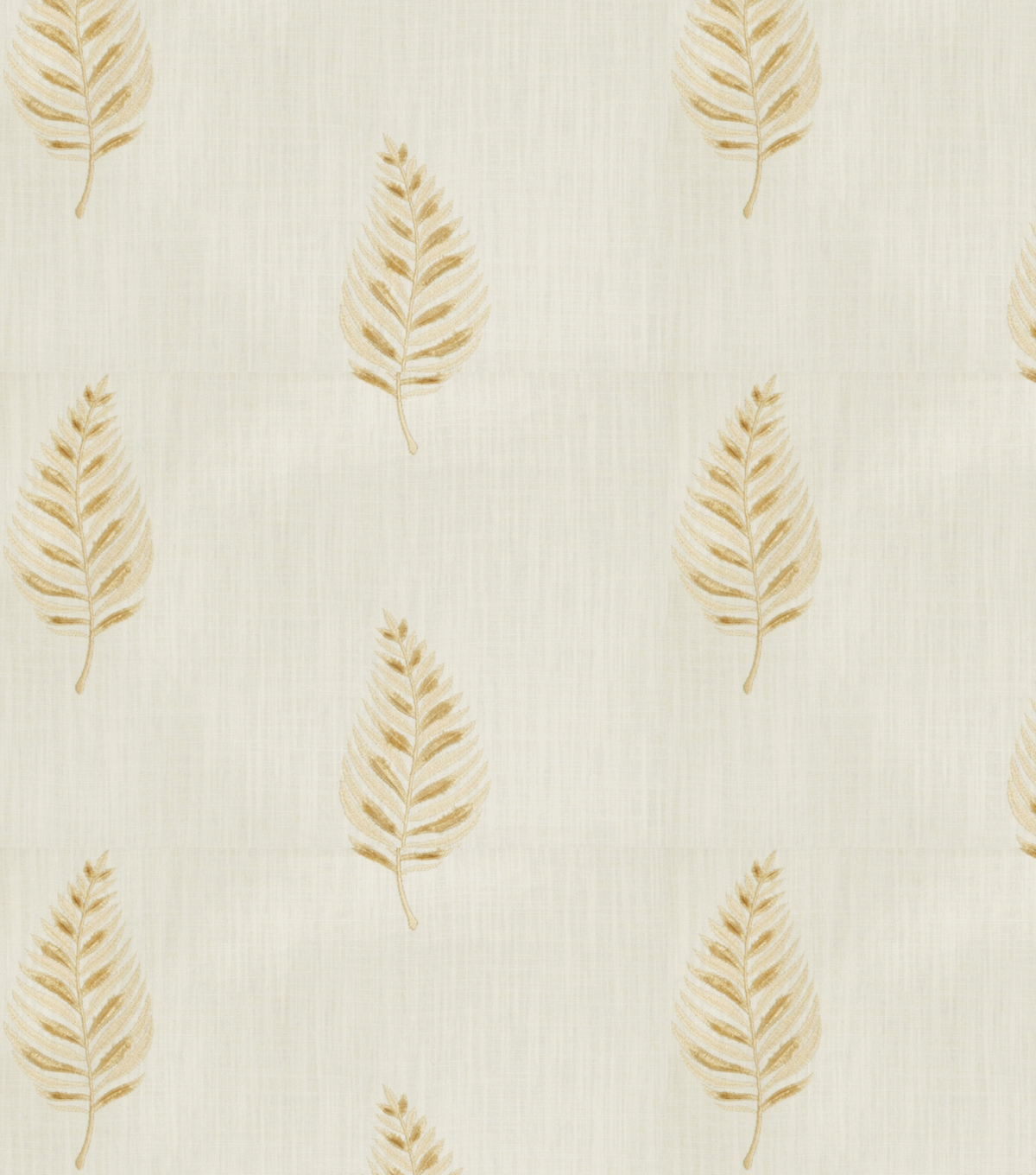 Home Decor 8x8 Fabric Swatch-Eaton Square Research Champagne