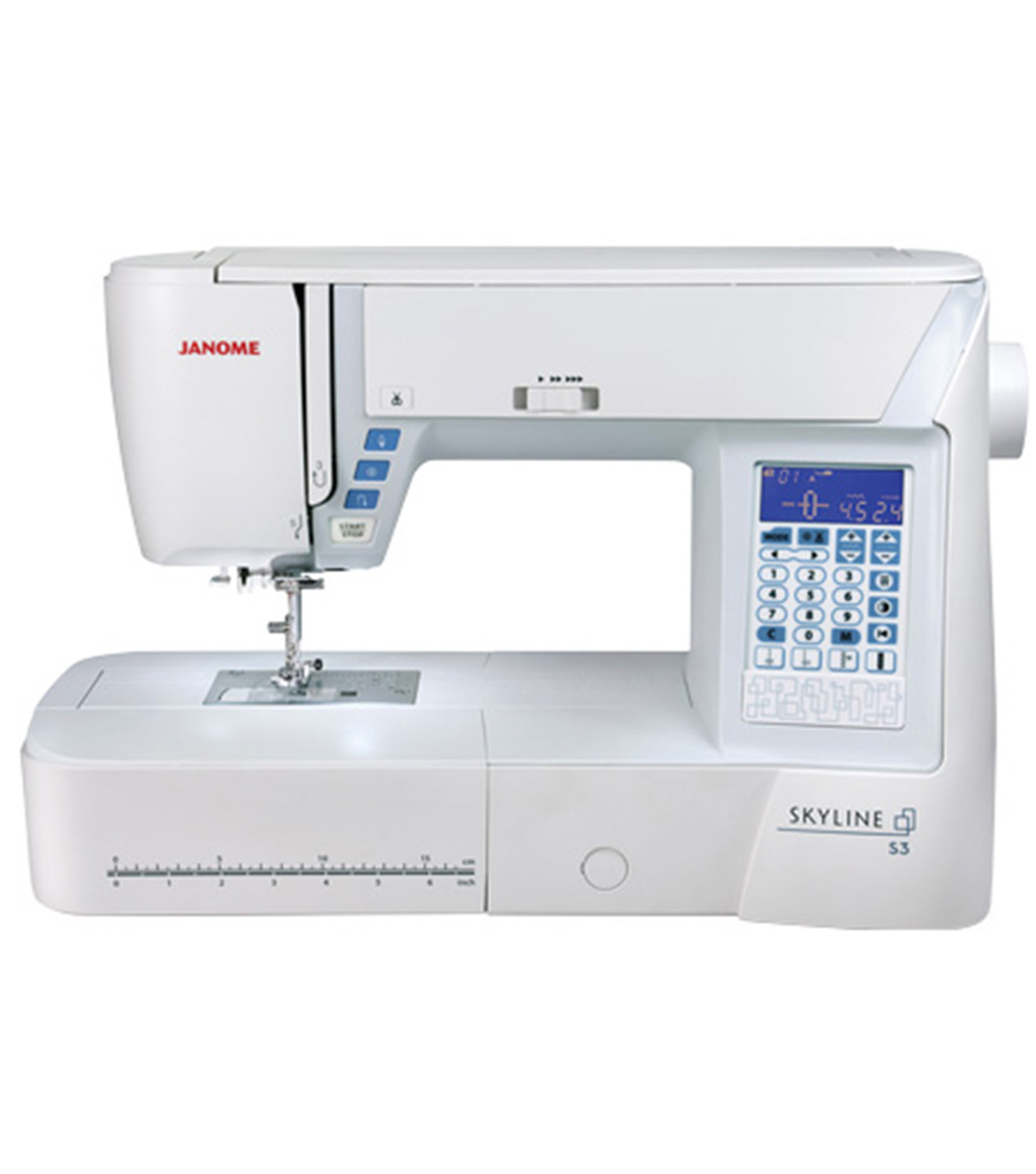 Janome Skyline S3 Sewing & Quilting Machine