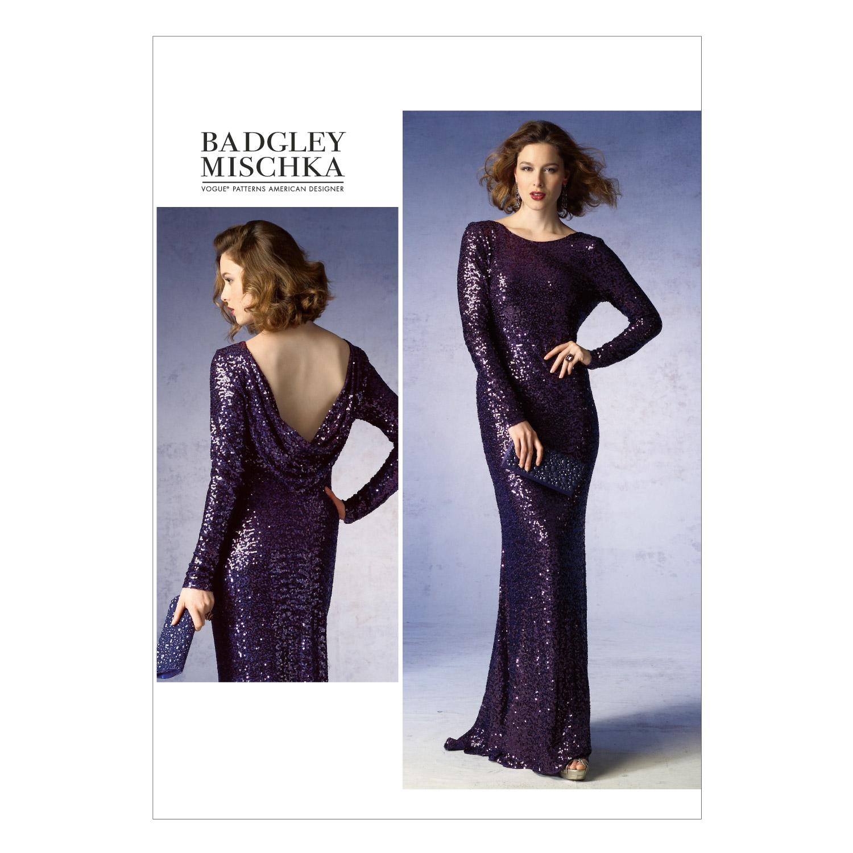 8dae7139430 Vogue Patterns Misses Special Occasion-V1374