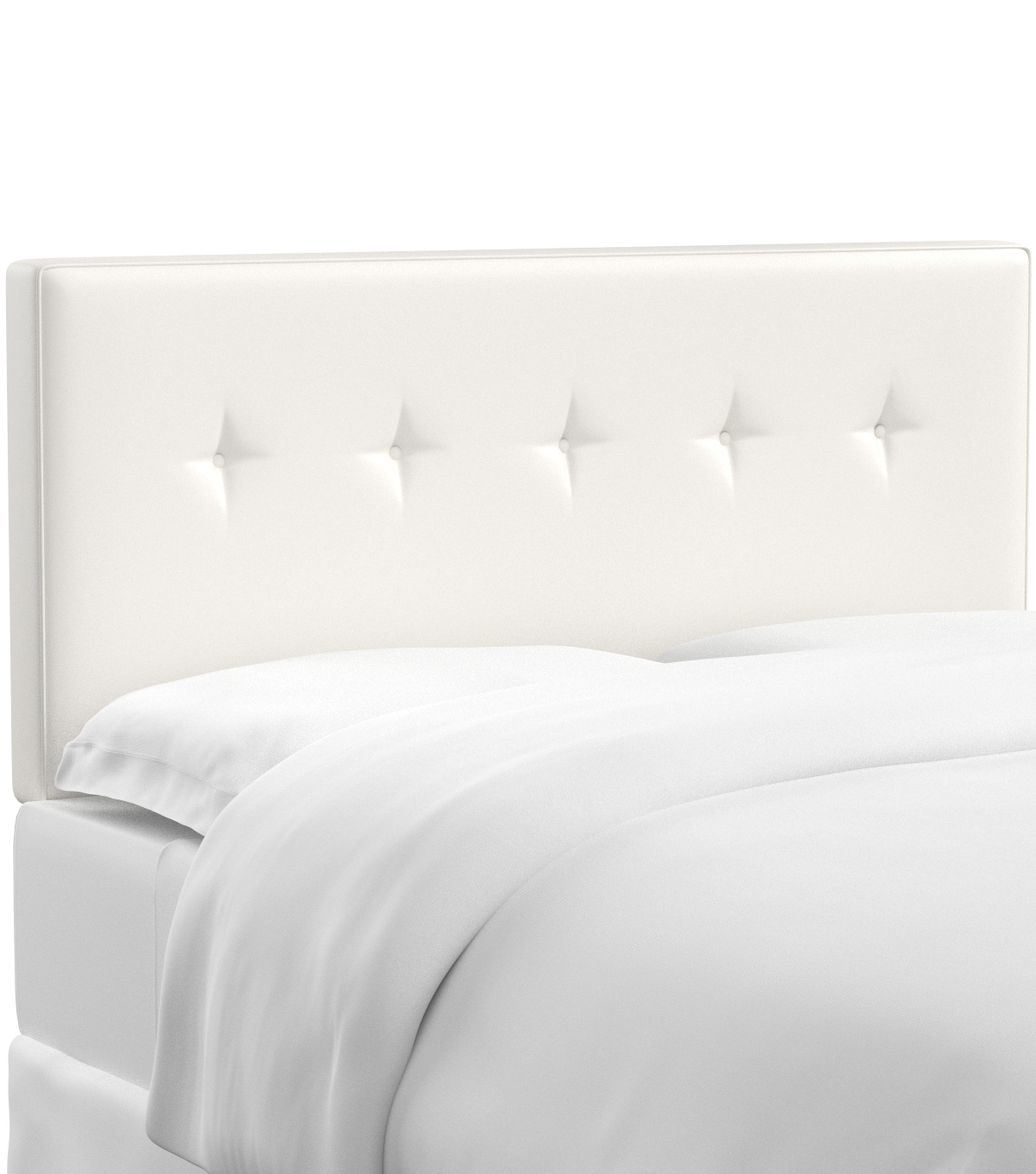 Skyline Furniture Five Button Headboard-King