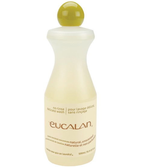 Eucalan Fine Fabric Wash 16.9oz-Unscented