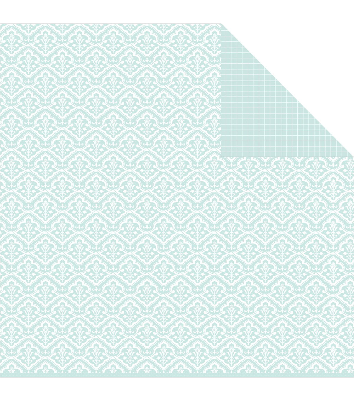 Kaisercraft I Do! - Something Blue Double Sided Cardstock