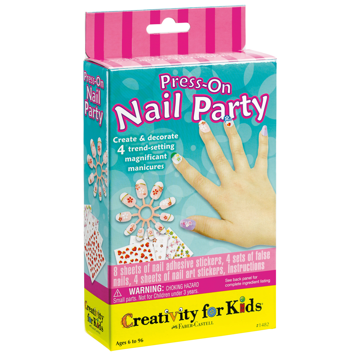 Creativity for Kids Press-On Nail Party | JOANN