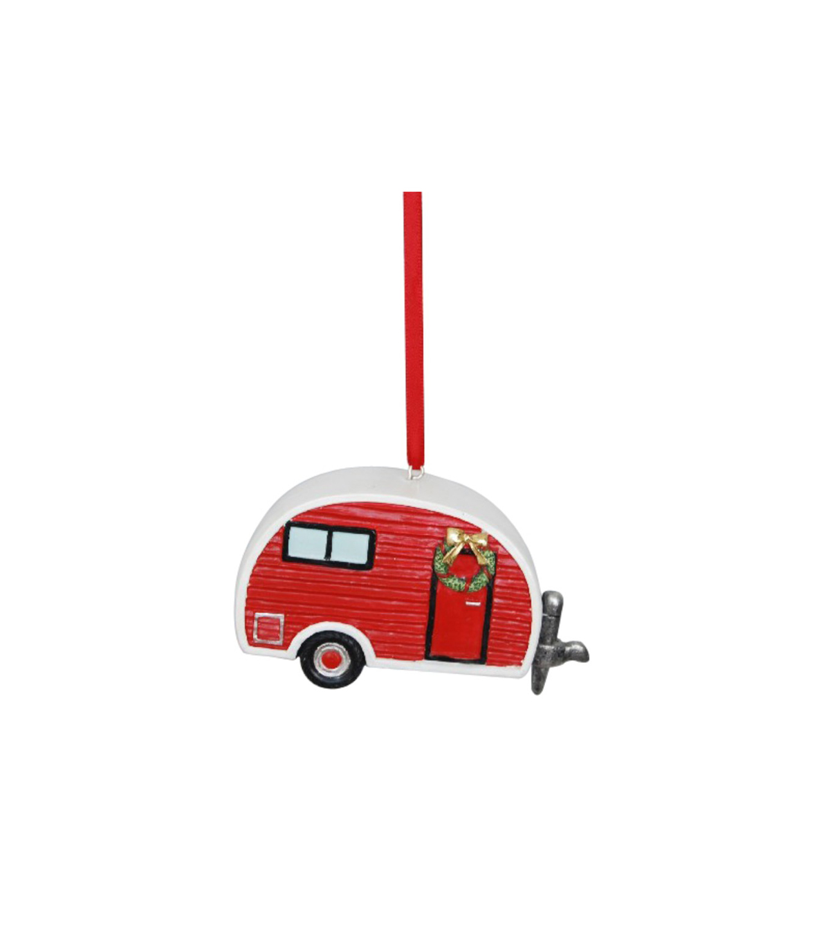 Maker\u0027s Holiday Christmas Holiday Camper Ornament
