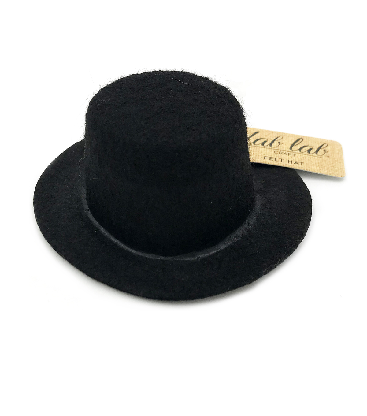 b2d27d081bb Darice Stiffened Felt Top Hat 3