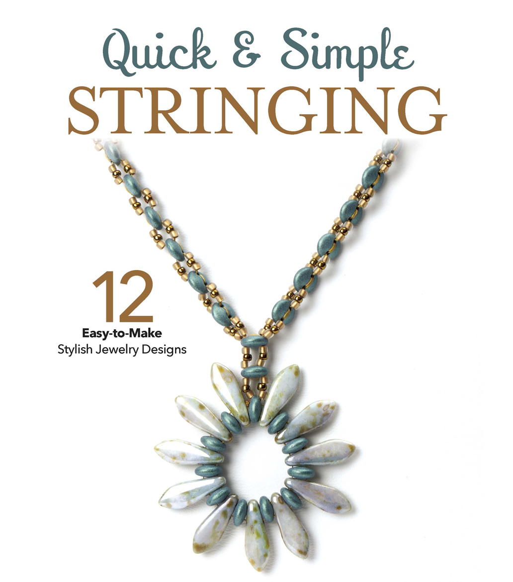 Leisure Arts Beading Stringing