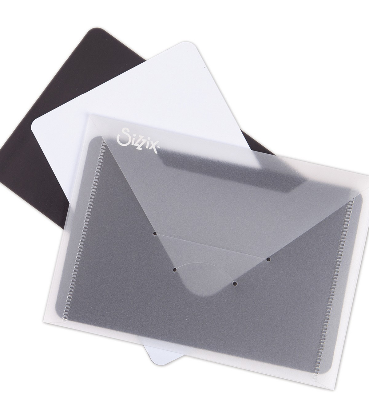 Sizzix Plastic Envelopes with Magnetic Sheets