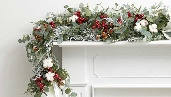 Make Holiday Garland