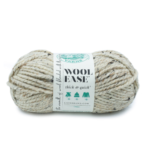 1dc3efecb46 Lion Brand Wool-Ease Thick And Quick Yarn