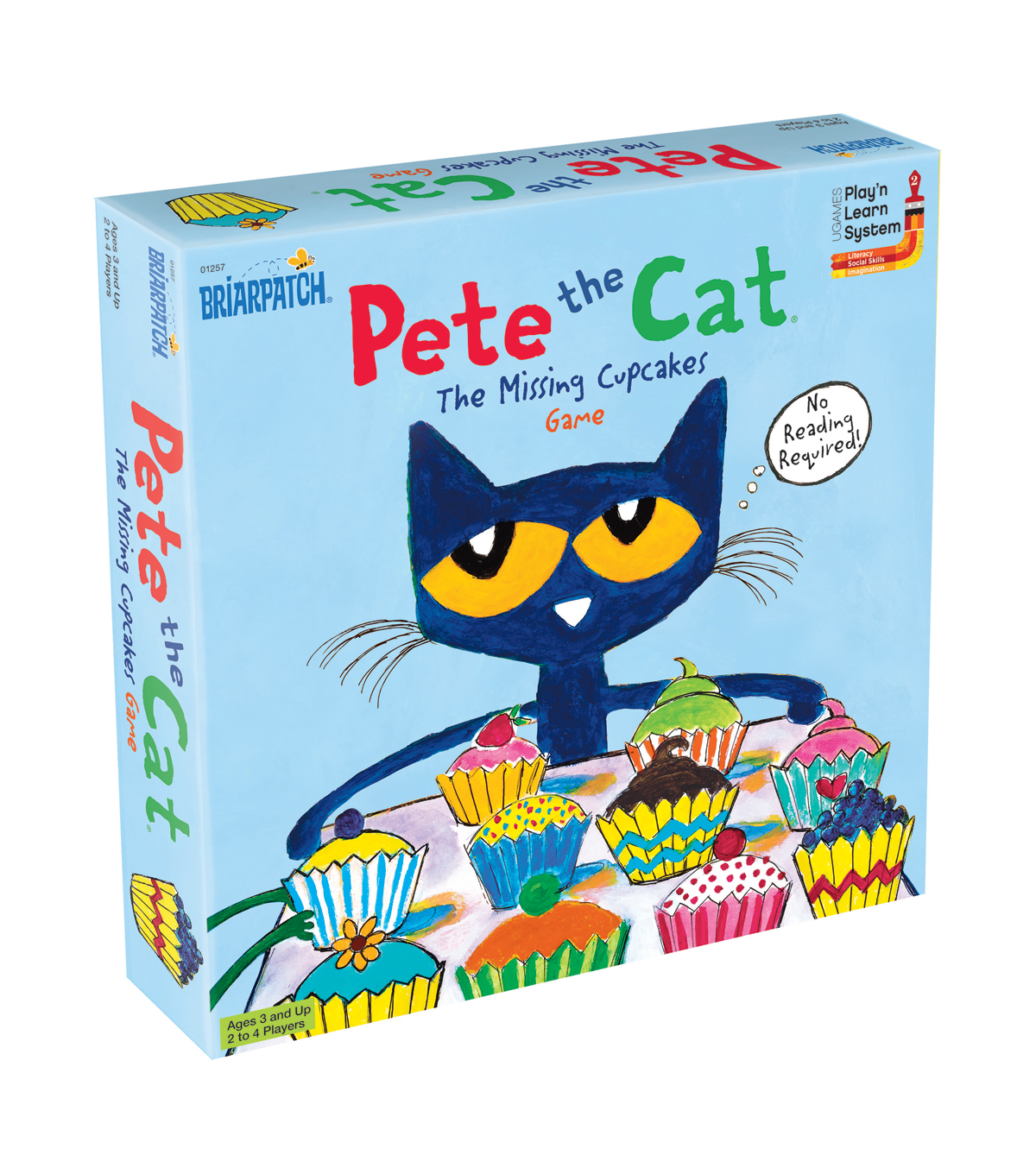 Pete The Cat Cupcakes Game