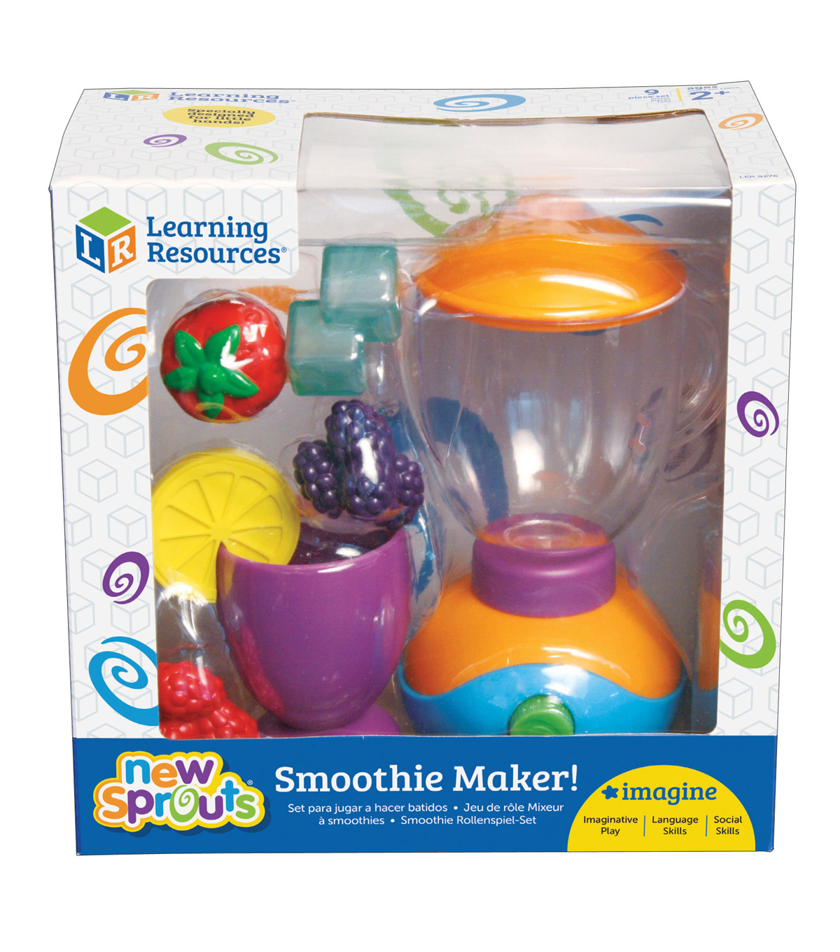 New Sprouts Smoothie Maker!