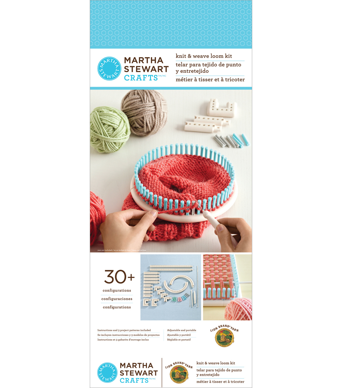 Martha Stewart Crafts Knit & Weave Loom | JOANN