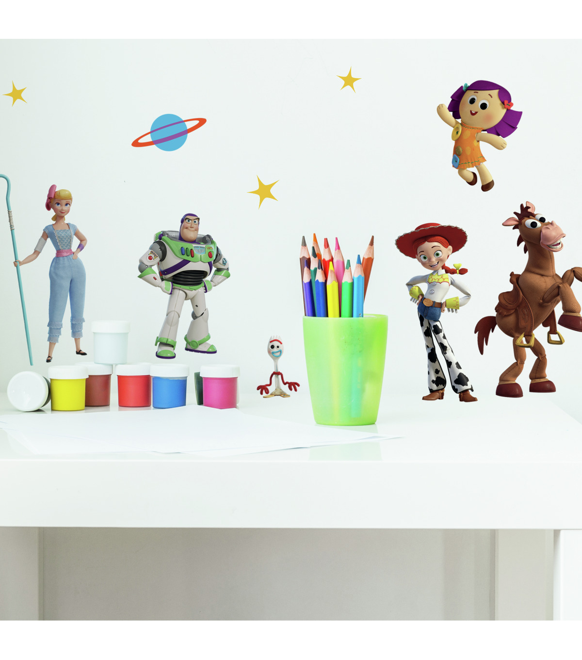 York Wallcoverings Wall Decals-Toy Story 4