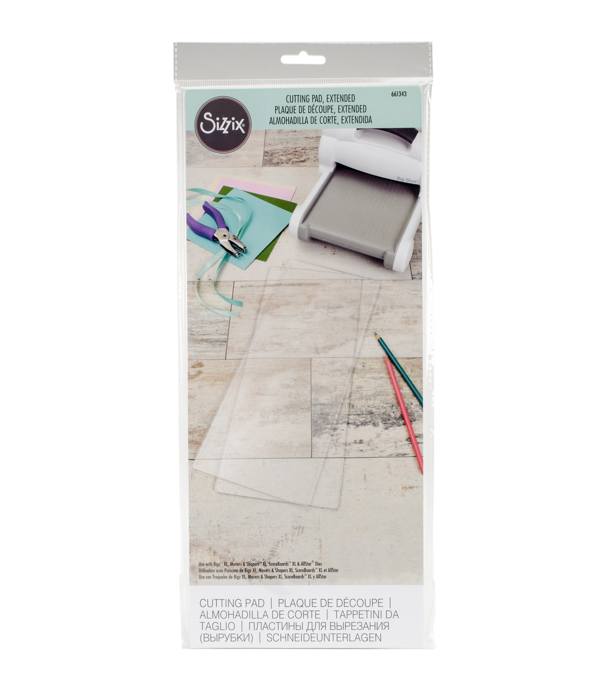 Sizzix Extended Cutting Pad