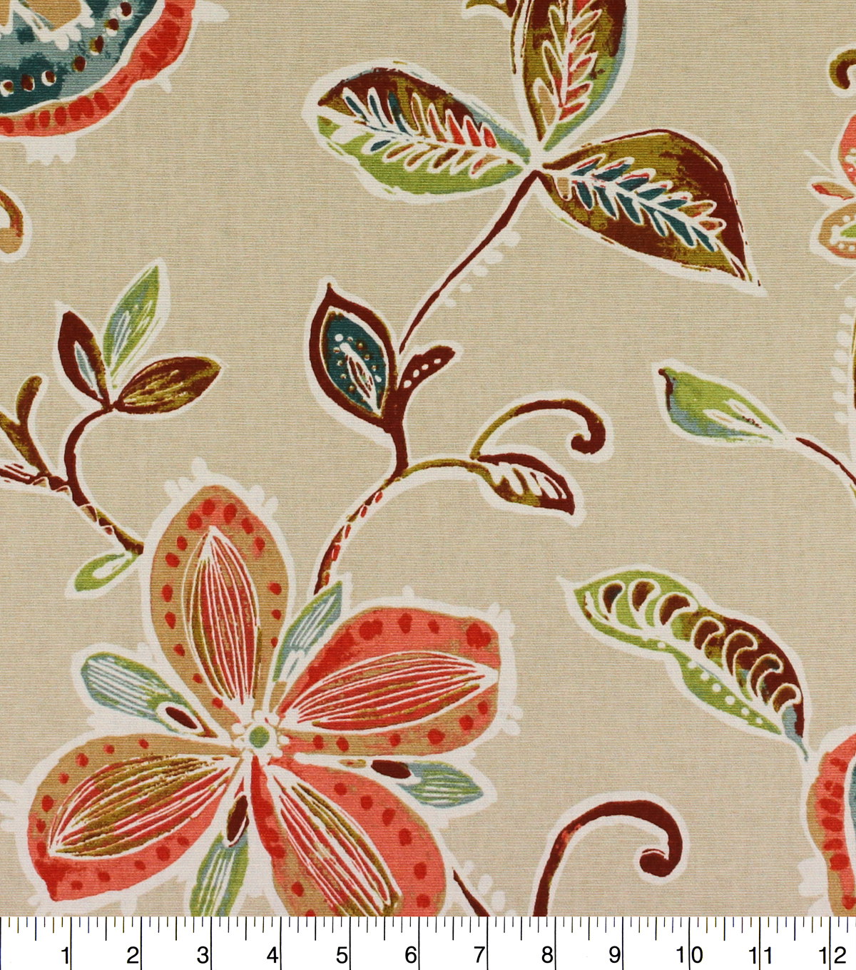 Home Essentials Lightweight Decor Fabric 45\u0027\u0027-Gutherie Vintage