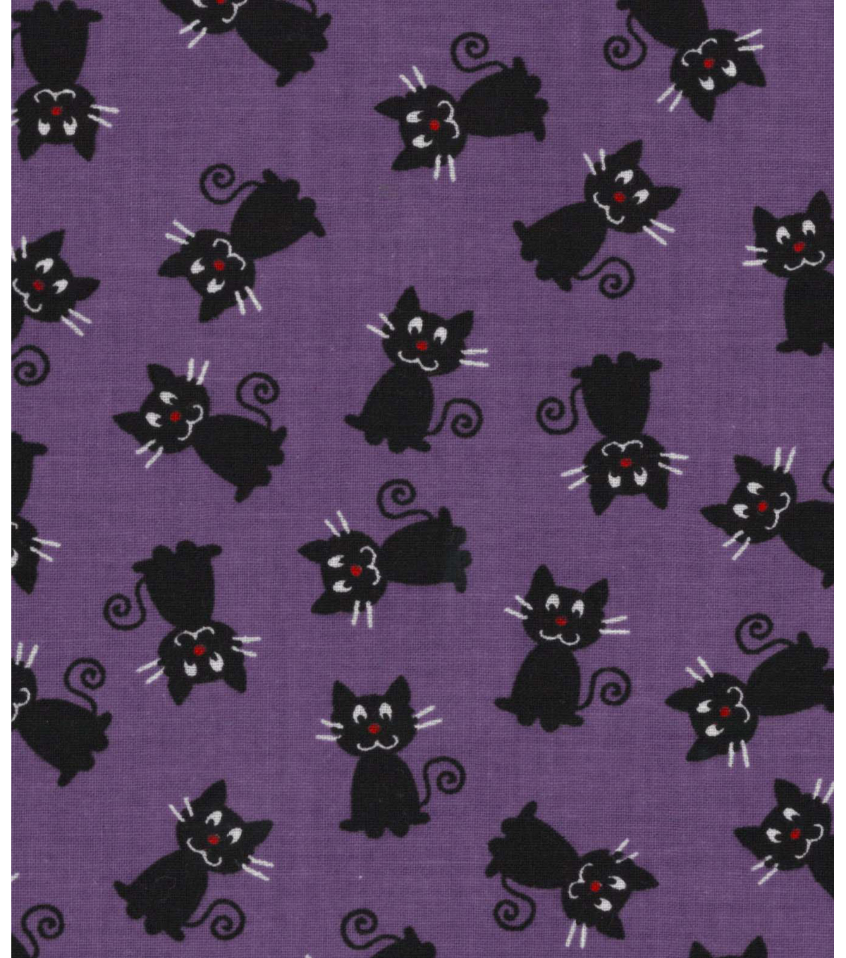 cats cotton Cat fabric pet material for clothing and crafts fun print