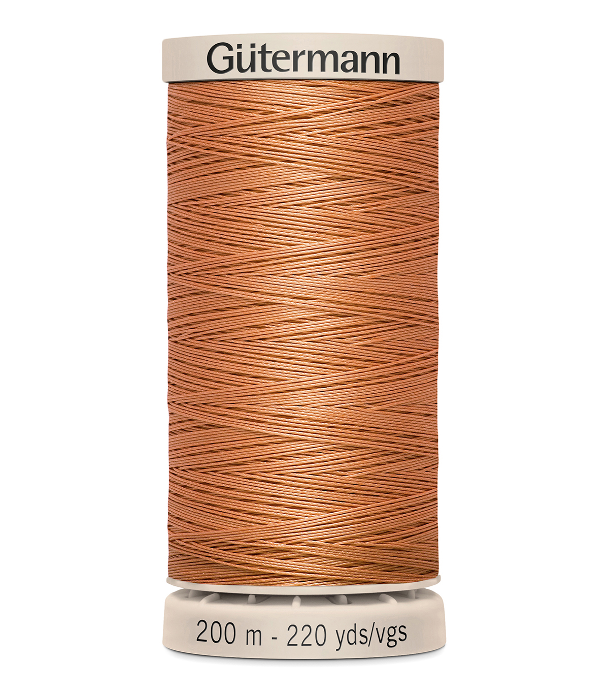 Gutermann Hand Quilting Thread 200 Meters (220 Yrds)-Primary, Light Dusk #2045