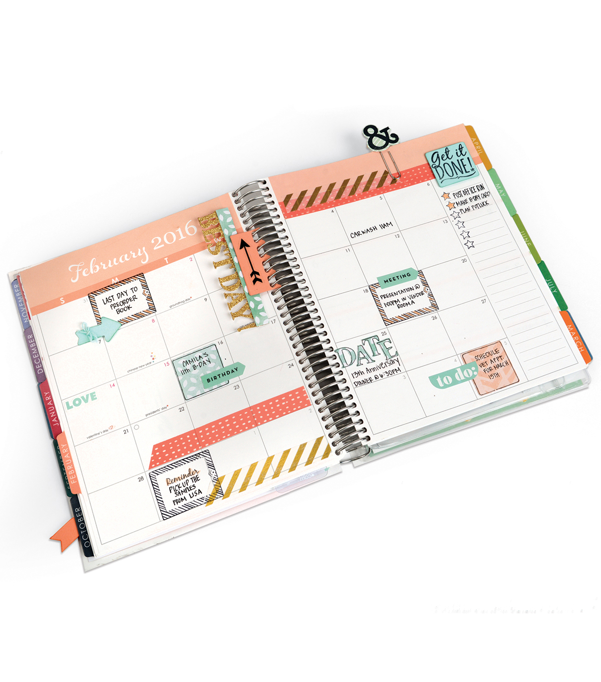 Sizzix Framelits Dies with Stamps-Get It Done
