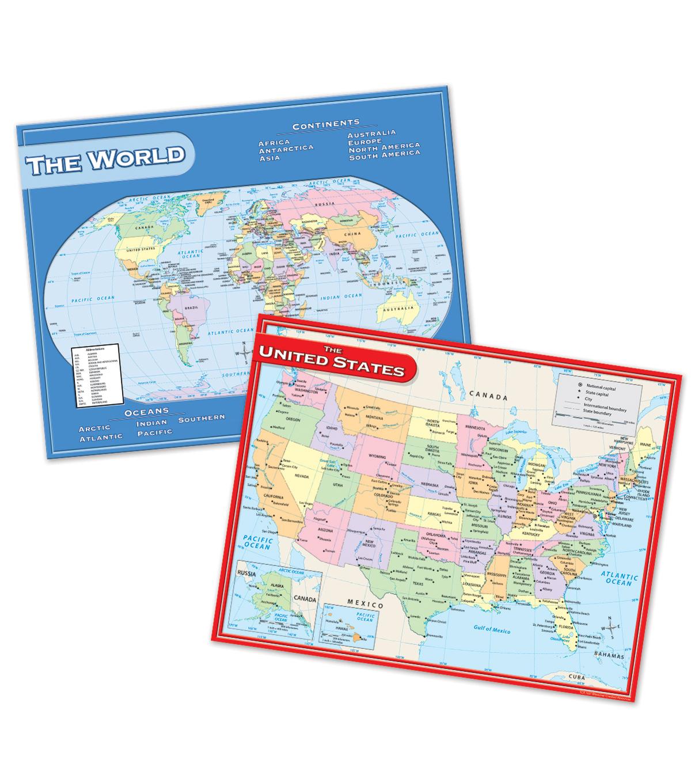 Fabric usa map joann maps of usa and world charts gumiabroncs Image collections