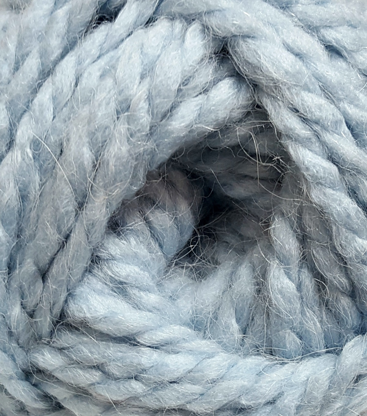 Buttercream Luxe Craft Alpaca Solids Yarn, Ltblue