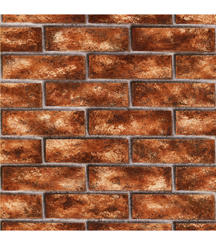 Red Brick Wallpaper Textured Wallpaper Joann