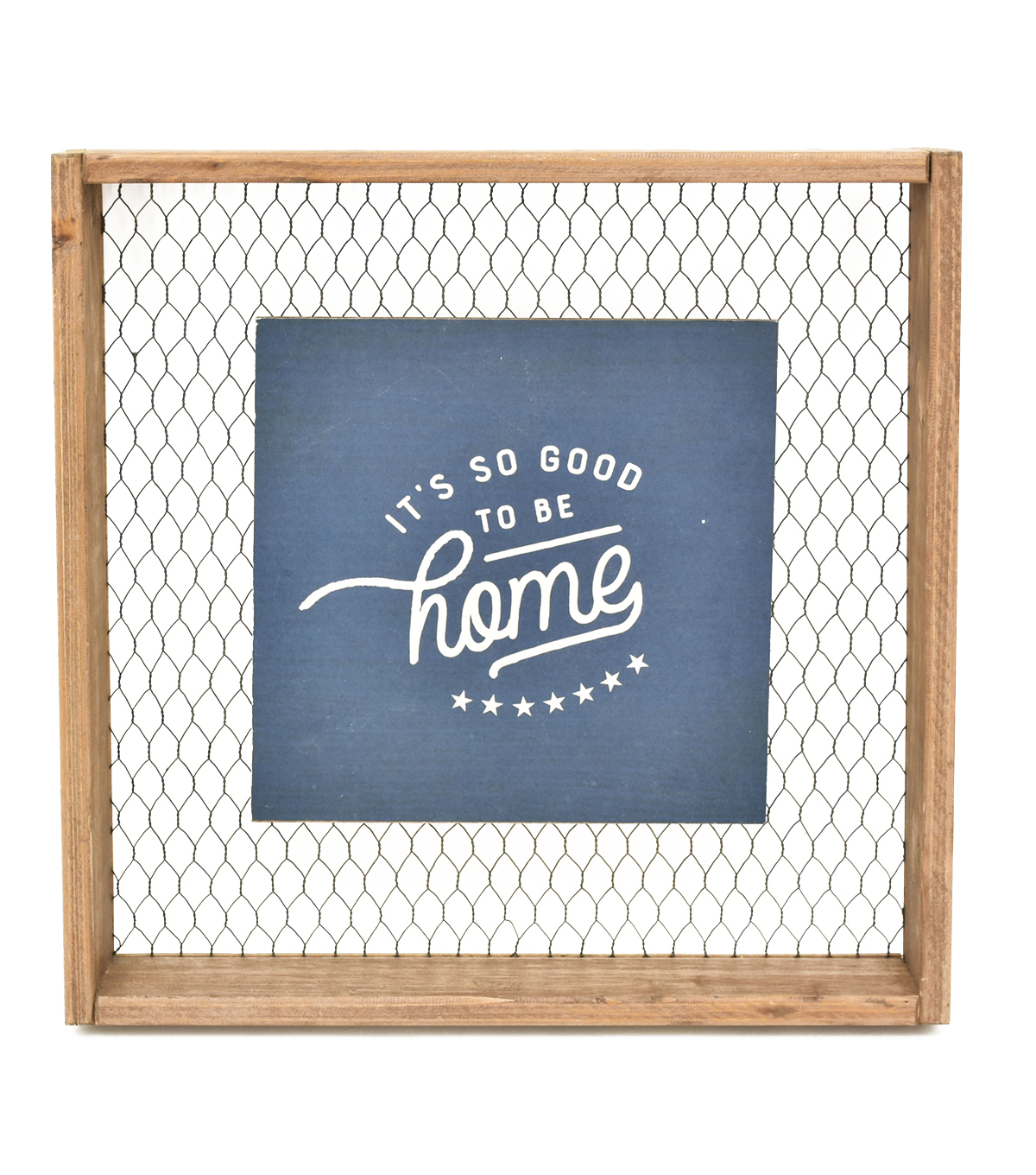 Camp Ann Wall Decor-It\u0027s So Good to be Home