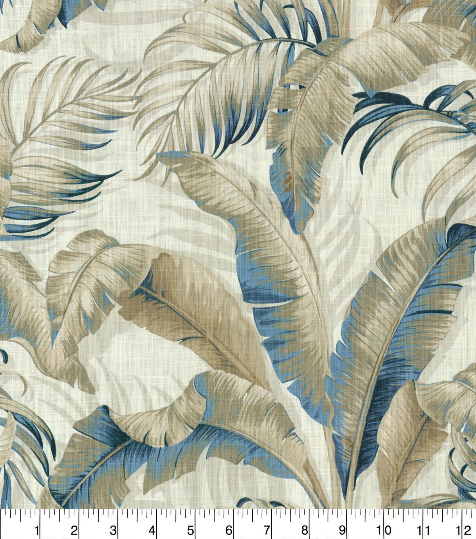 Tommy Bahama Upholstery Fabric 54 Riptide Palmier Joann