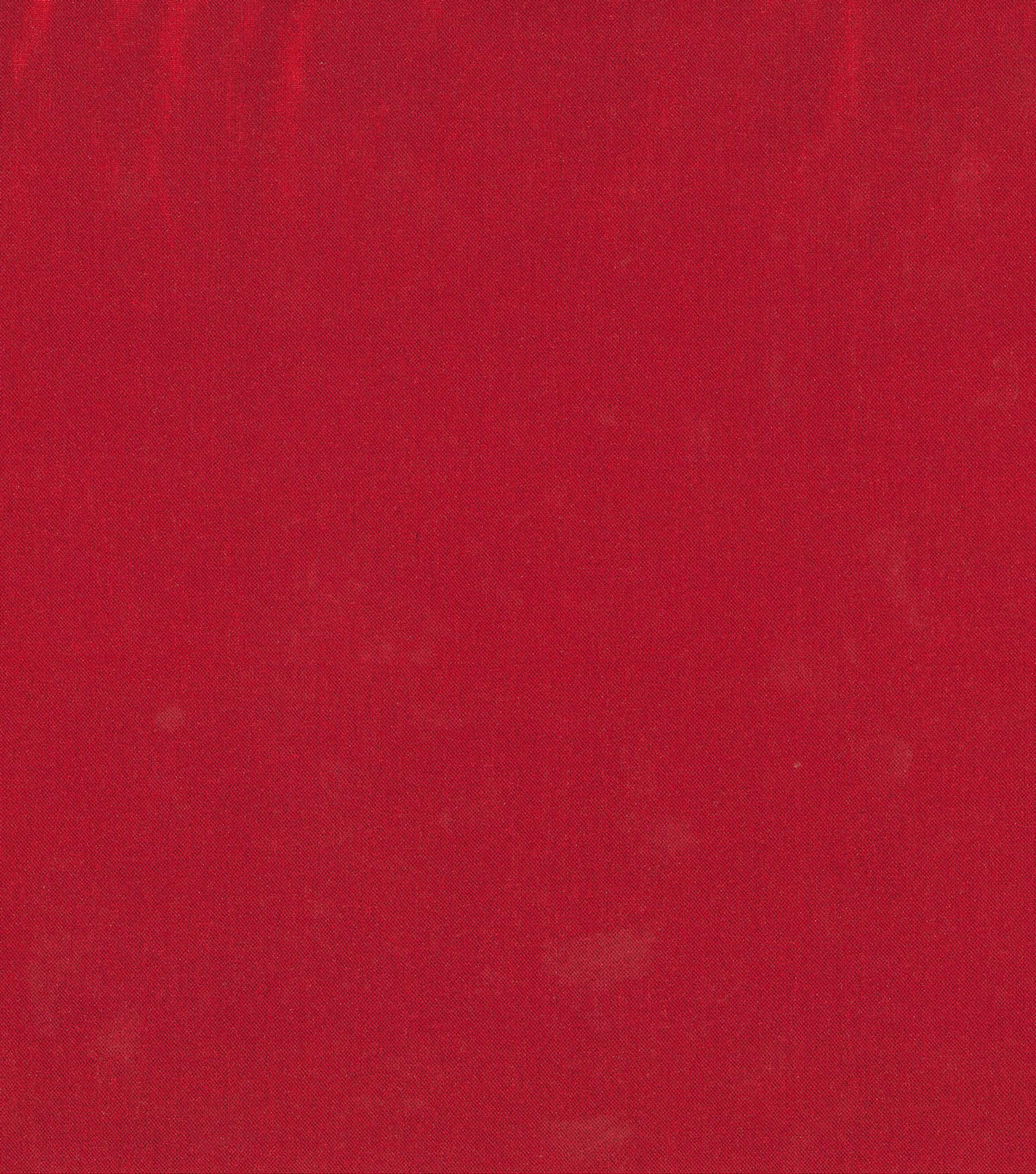 Christmas Shimmer Foil Cotton Fabric-Red