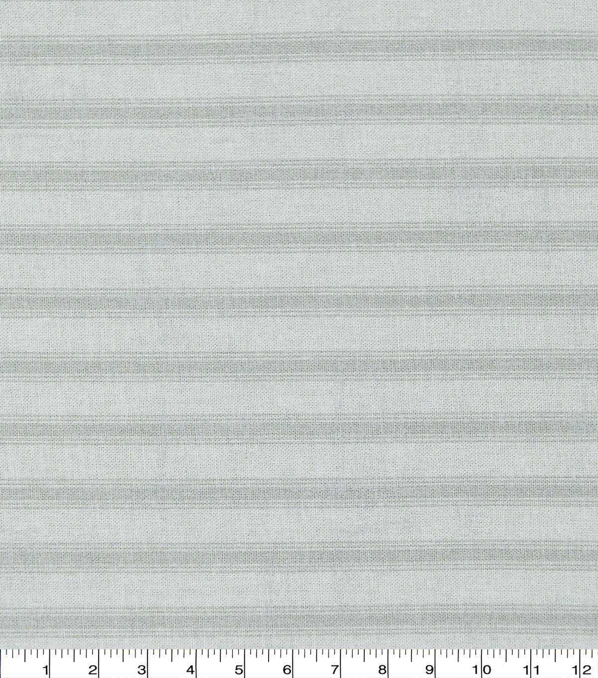 Wide Cotton Fabric-Ticking Stripe White