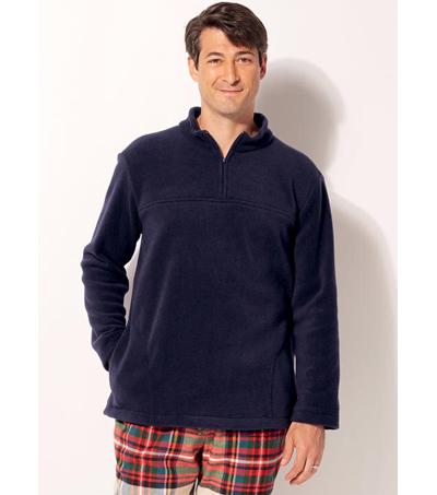 Kwik Sew Pattern K4201 Mens Jackets Elastic Waist Pants Size S