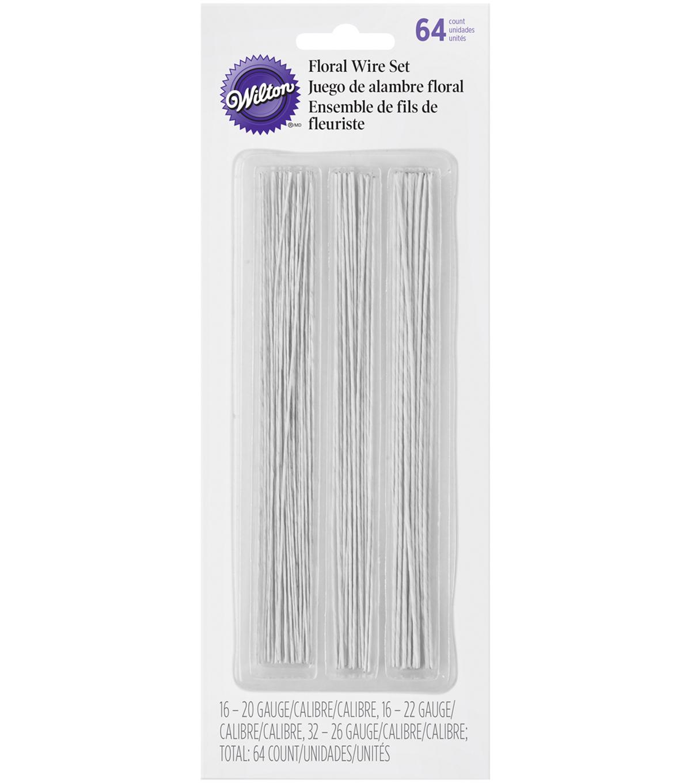 Wilton Gum Paste Floral Wire | JOANN