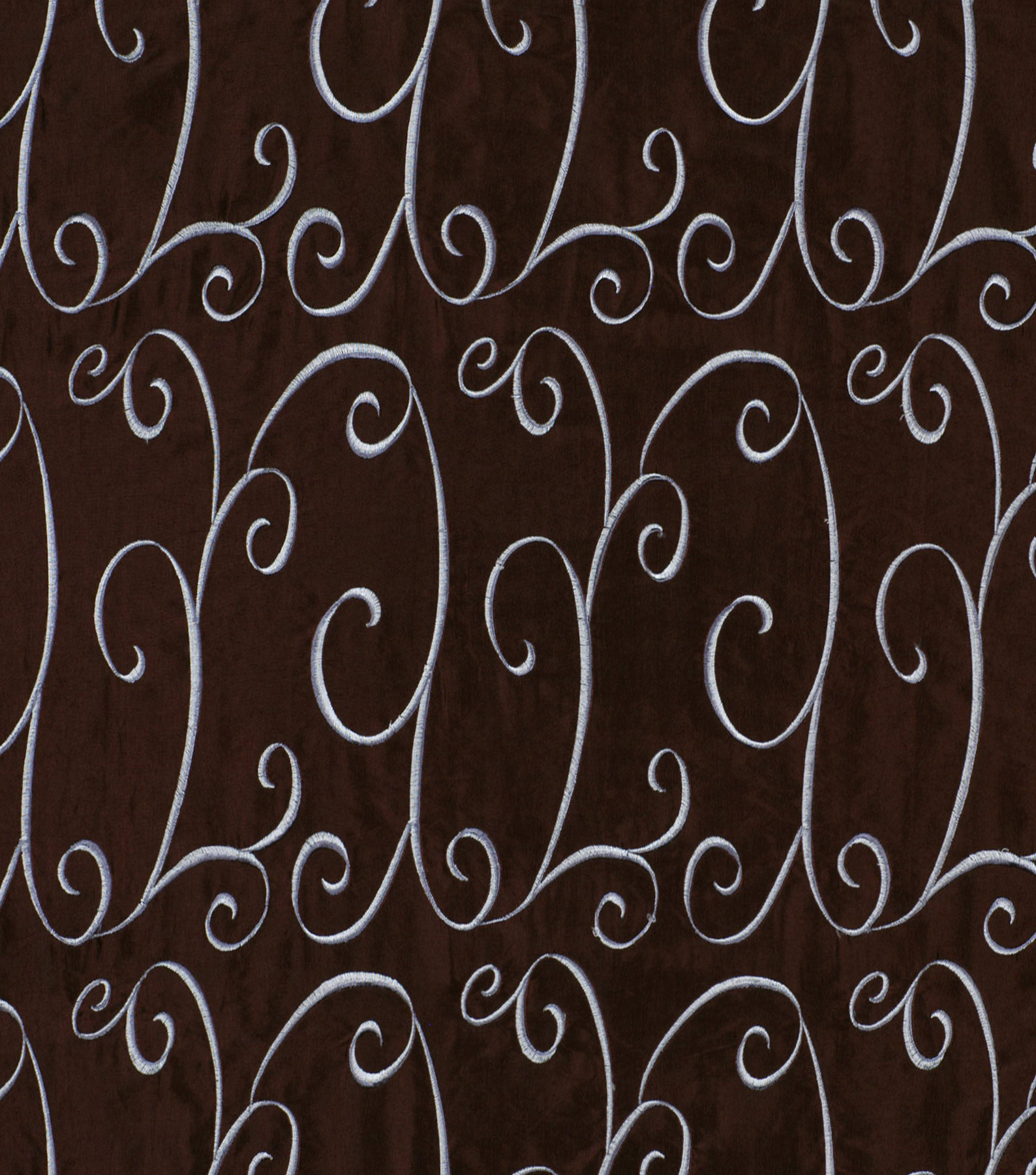 Home Decor 8\u0022x8\u0022 Fabric Swatch-Print Fabric Signature Series Claudel Bark