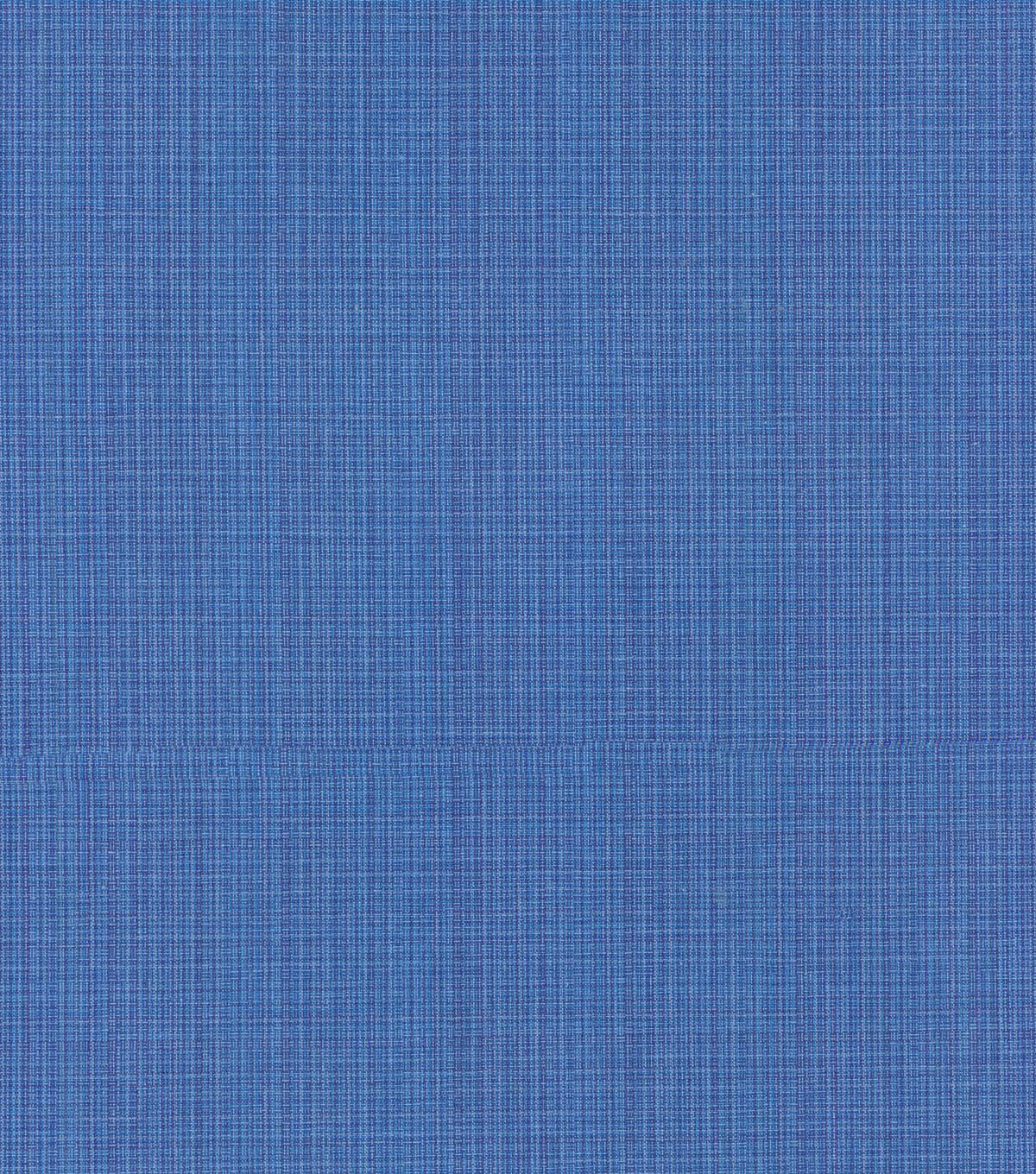 Home Decor 8\u0022x8\u0022 Swatch Fabric-Williamsburg Stratford Strie Bluebell