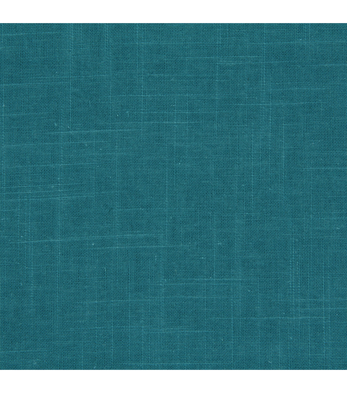 Home Decor 8\u0022x8\u0022 Fabric Swatch-Linen Slub / Turquoise