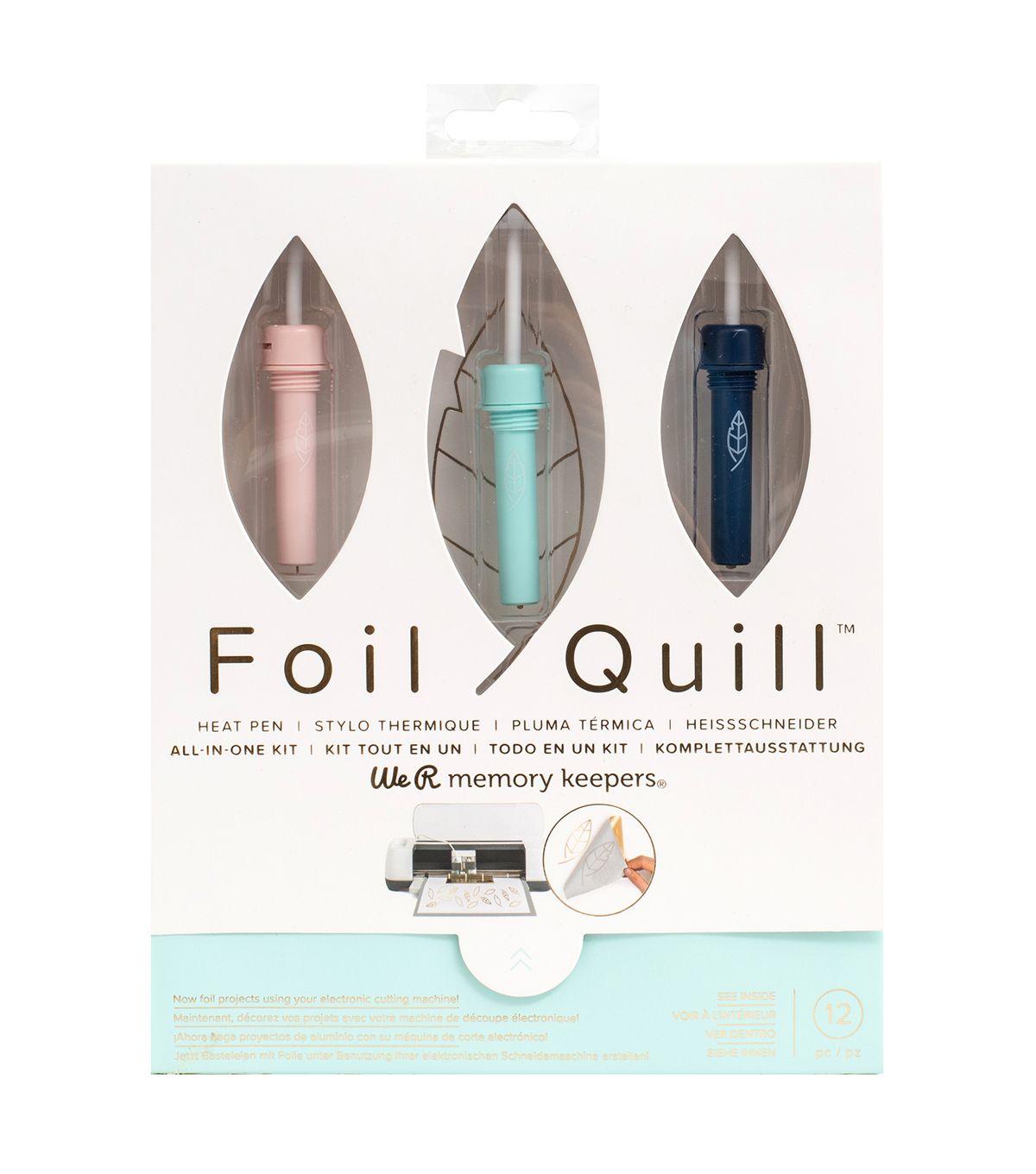 We R Memory Keepers Foil Quill All-in-one Kit