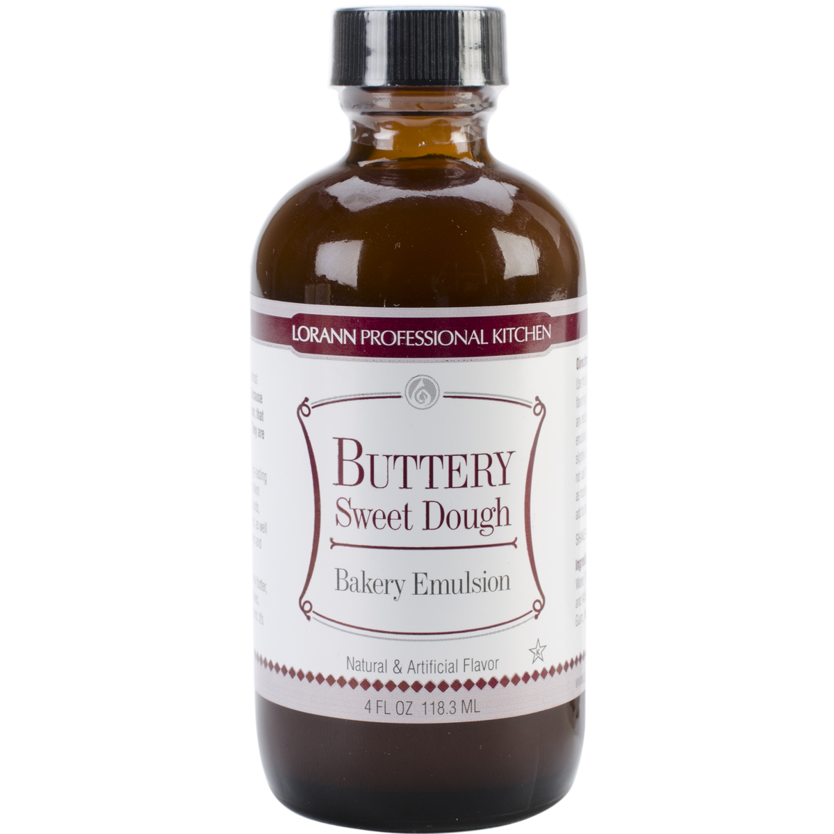 Lorann Oils Bakery Emulsion Buttery Sweet Dough