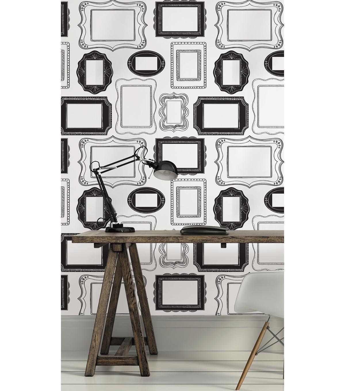 WallPopsNuWallpaperPhoto Opp Frames Peel And Stick Wallpaper   JOANN